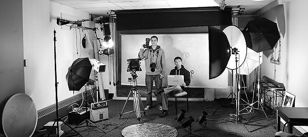 Vancouver photo studio