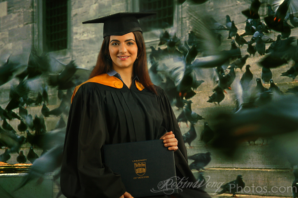 University Graduation photography
