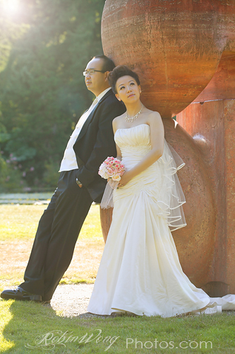 Chinese pre wedding image