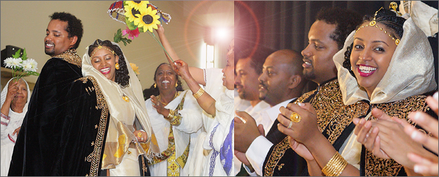African Ethiopian And Eritrean Wedding Photographer