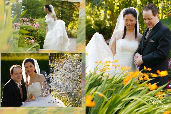Wedding album Vancouver