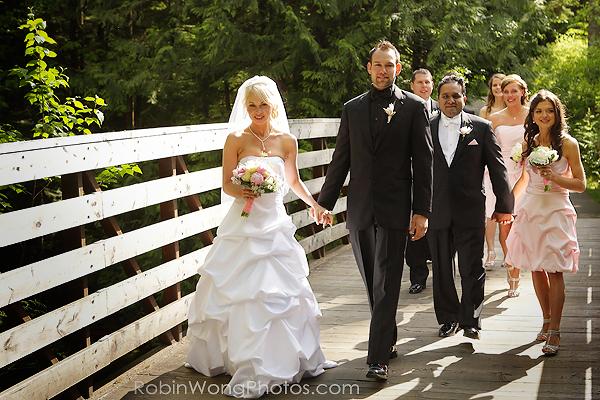 Furry Creek wedding photogrphy