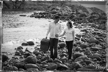 engagement and pre-wedding photography studio in Vancouver