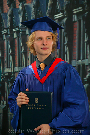 graduation images studio