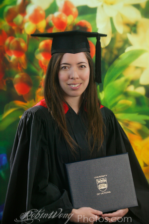graduation photo studio