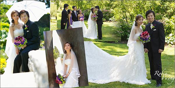 加拿大溫哥華 專業婚禮攝影師