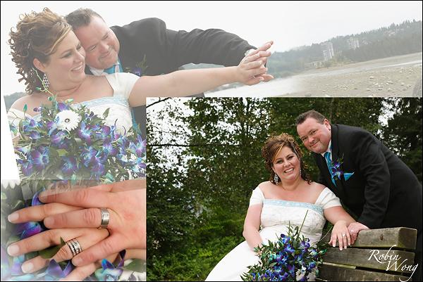 Wedding portrait Vancouver