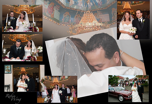 Greek wedding ceremony photography